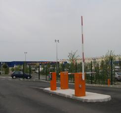 Barrières levantes